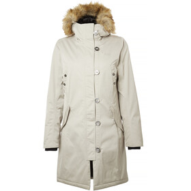 North Bend Abbey Parka Damen beige-creme